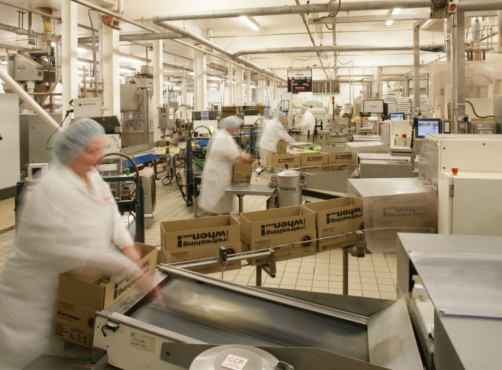 Food & Drink Co-Packing, Co-Manufacturing & Outsourcing