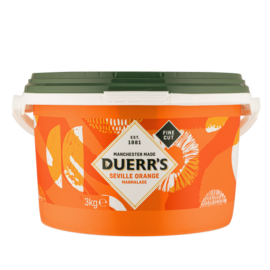 Duerrs Seville Orange Marmalade Catering Pack 3kg
