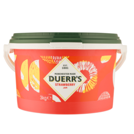 Duerrs Strawberry Jam Catering Pack 3kg