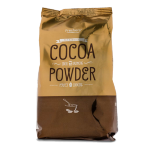 Freshers Cocoa Powder fat reduced baking cooking drinking