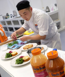 student catering competition