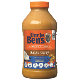 Uncle Ben's Professional Katsu Curry Sauce