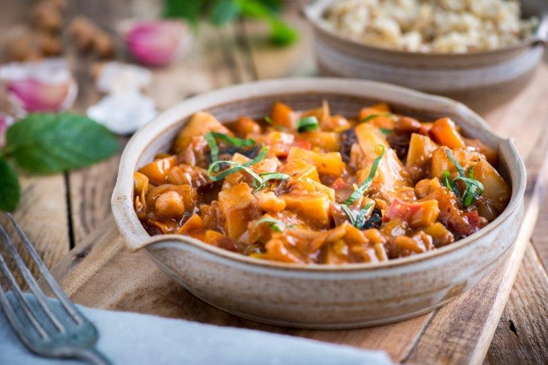 Vegetable Tagine (balti)